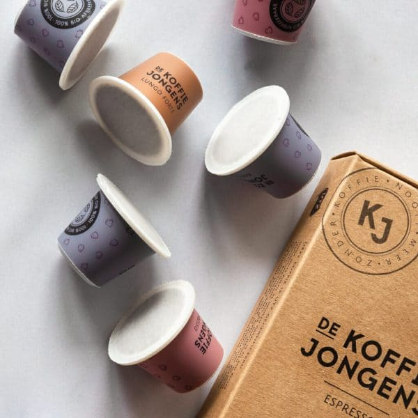 Biologisch afbreekbare koffiecups - blog